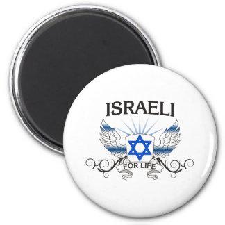 Israeli For Life Fridge Magnets