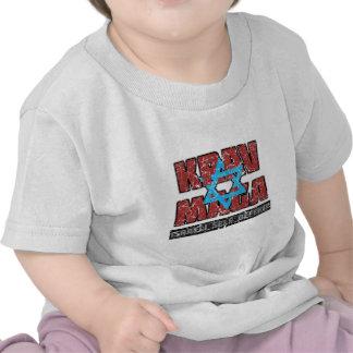 Israeli Krav Maga Magen David T Shirt