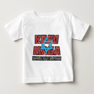 Israeli Krav Maga Magen David Tshirts