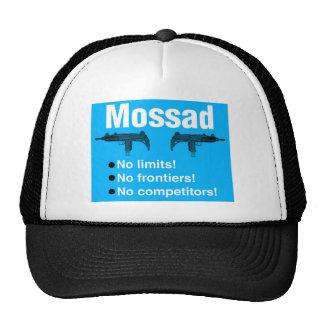 Israeli Mossad, the best and intelligence agency Mesh Hats