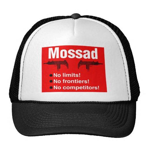 Israeli Mossad, the best and intelligence agency Hat