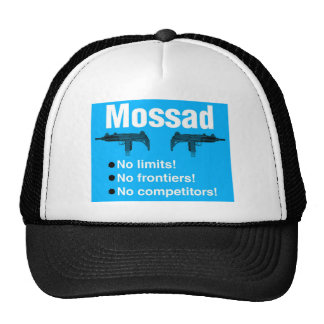 Israeli Mossad, the best and intelligence agency Mesh Hats