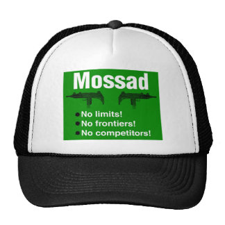 Israeli Mossad, the best and intelligence agency Hat