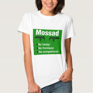 Israeli Mossad, the best and intelligence agency Tees