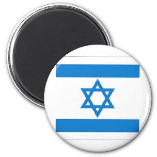Israeli pride! 6 cm round magnet