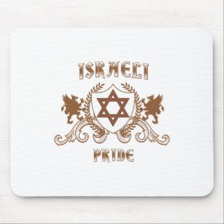 Israeli Pride Mouse Pad