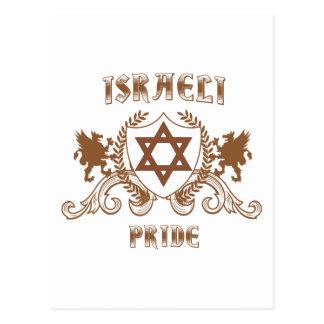 Israeli Pride Postcard