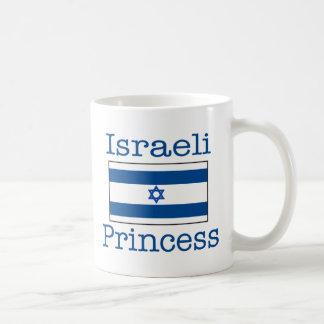 Israeli Princess Basic White Mug