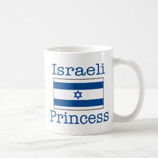 Israeli Princess Coffee Mugs