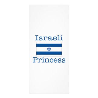 Israeli Princess Custom Rack Cards