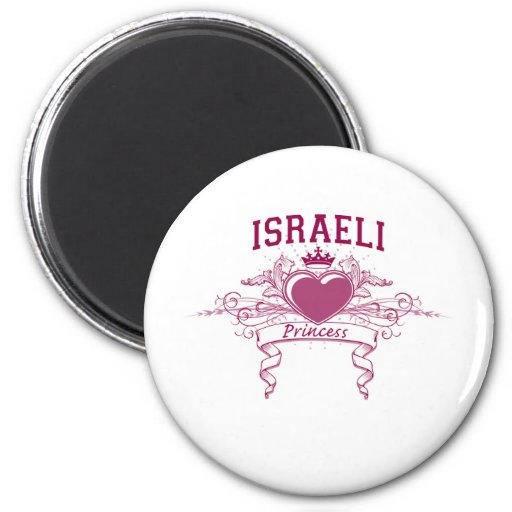 Israeli Princess Magnet