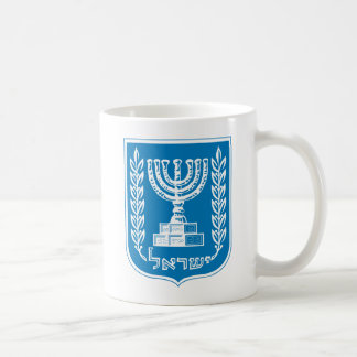 Israel's Coat of Arms Mug