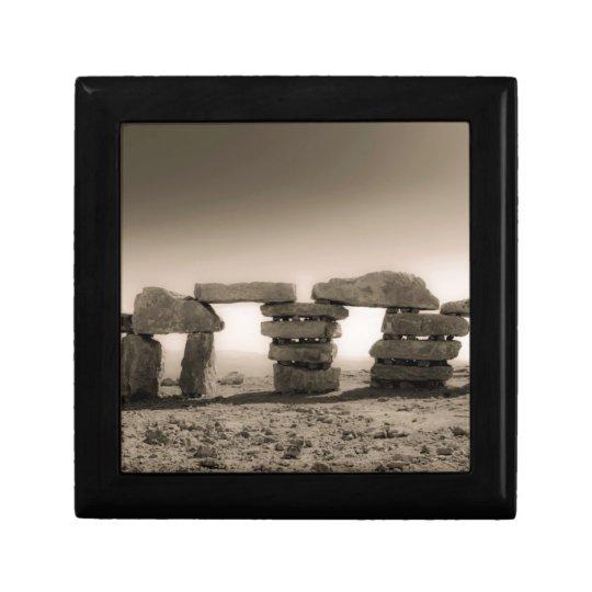 Israel's stonehenge gift box