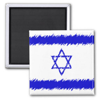 Isreali Flag Fridge Magnets