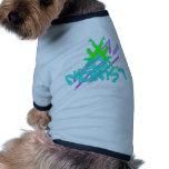 Isreal's Jewish Zion Shirt Pet Tee Shirt