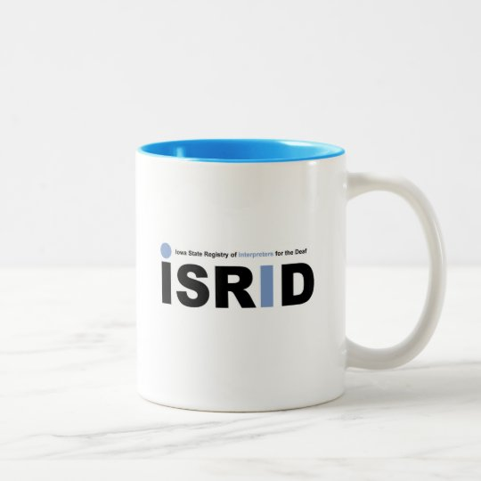 ISRID Coffee Mug
