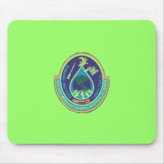 ISS INTERNATIONAL SPACE STATION MOUSE PAD