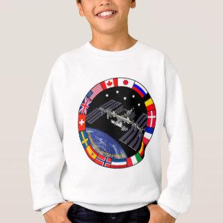 ISS Members Composite Logo Sweatshirt
