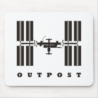 ISS / Outpost Mouse Pad