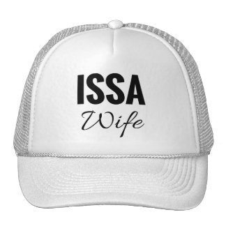 ISSA Wife Trucker Hat