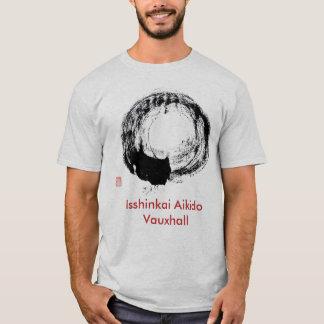 Isshinkai Vauxhall coloured Tshirt