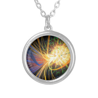 issuance 2016 silver plated necklace