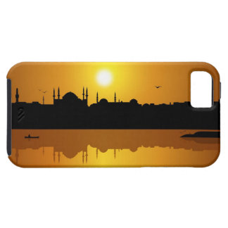 Istanbul and sunset case for the iPhone 5