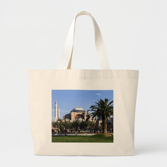 Istanbul Beauty Large Tote Bag