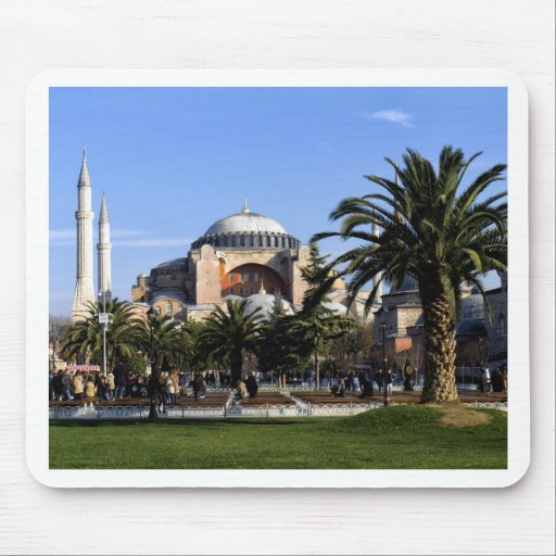 Istanbul Beauty Mouse Pad