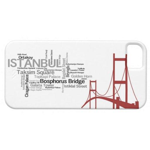 ISTANBUL Bosphorus  iPhone 5 Case