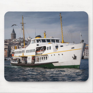Istanbul ferry mousepads
