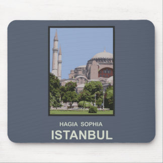 Istanbul Hagia Sophia Mouse Pad