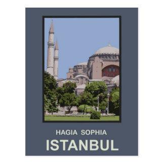 Istanbul Hagia Sophia Postcards