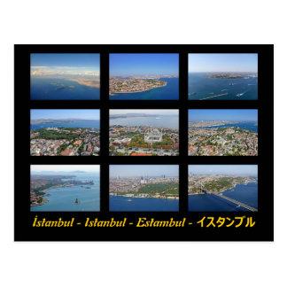 İstanbul - Istanbul - Estambul - イスタンブル Postcard