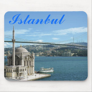 Istanbul mouse mat mouse pad