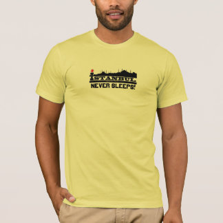 ISTANBUL NEVER SLEEPS! T-Shirt