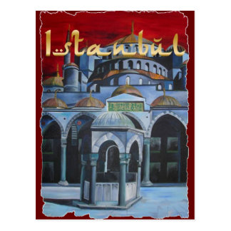 Istanbul Postcards