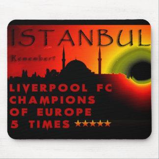 Istanbul Remember Mousepad