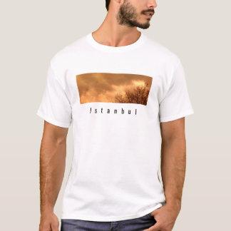 Istanbul sky T shirt  2