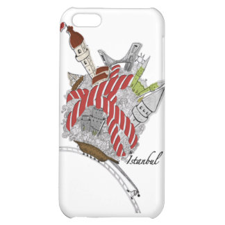Istanbul Speck Case iPhone 5C Cover