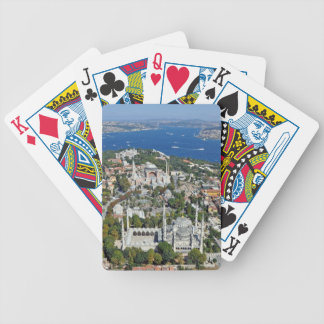 Istanbul - Sultanahmet (playing cards) Poker Deck