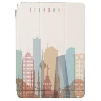 Istanbul, Turkey | City Skyline iPad Air Cover