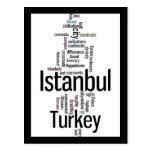 Istanbul Turkey Post Cards