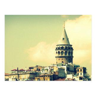 Istanbul - Turkey Postcard