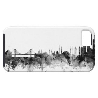 Istanbul Turkey Skyline Case For The iPhone 5