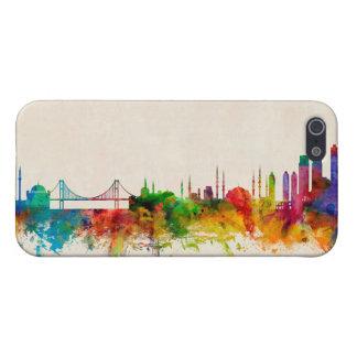 Istanbul Turkey Skyline iPhone 5 Case