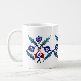 Istanbul, Turkey - Tile Mosaic Basic White Mug