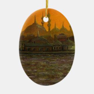 İstanbul Türkiye / Turkey Christmas Ornament