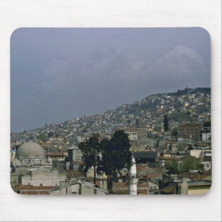Istanbul View Mouse Pad