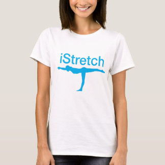 iStretch_Turquoise colorway T-Shirt